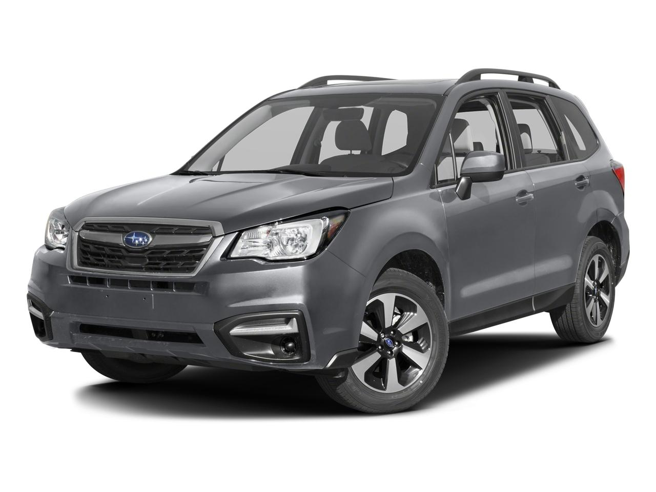 2017 Subaru Forester Vehicle Photo in Joliet, IL 60586