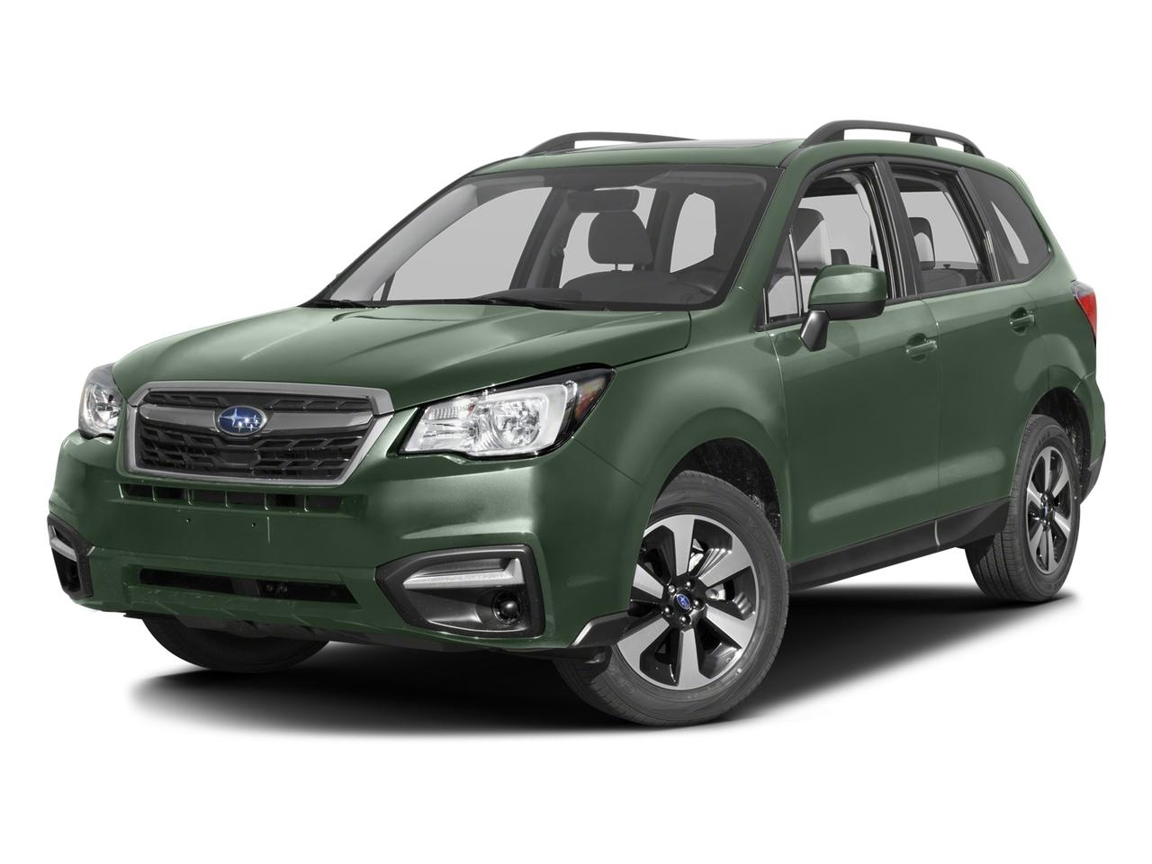 2017 Subaru Forester Vehicle Photo in Rockford, IL 61107