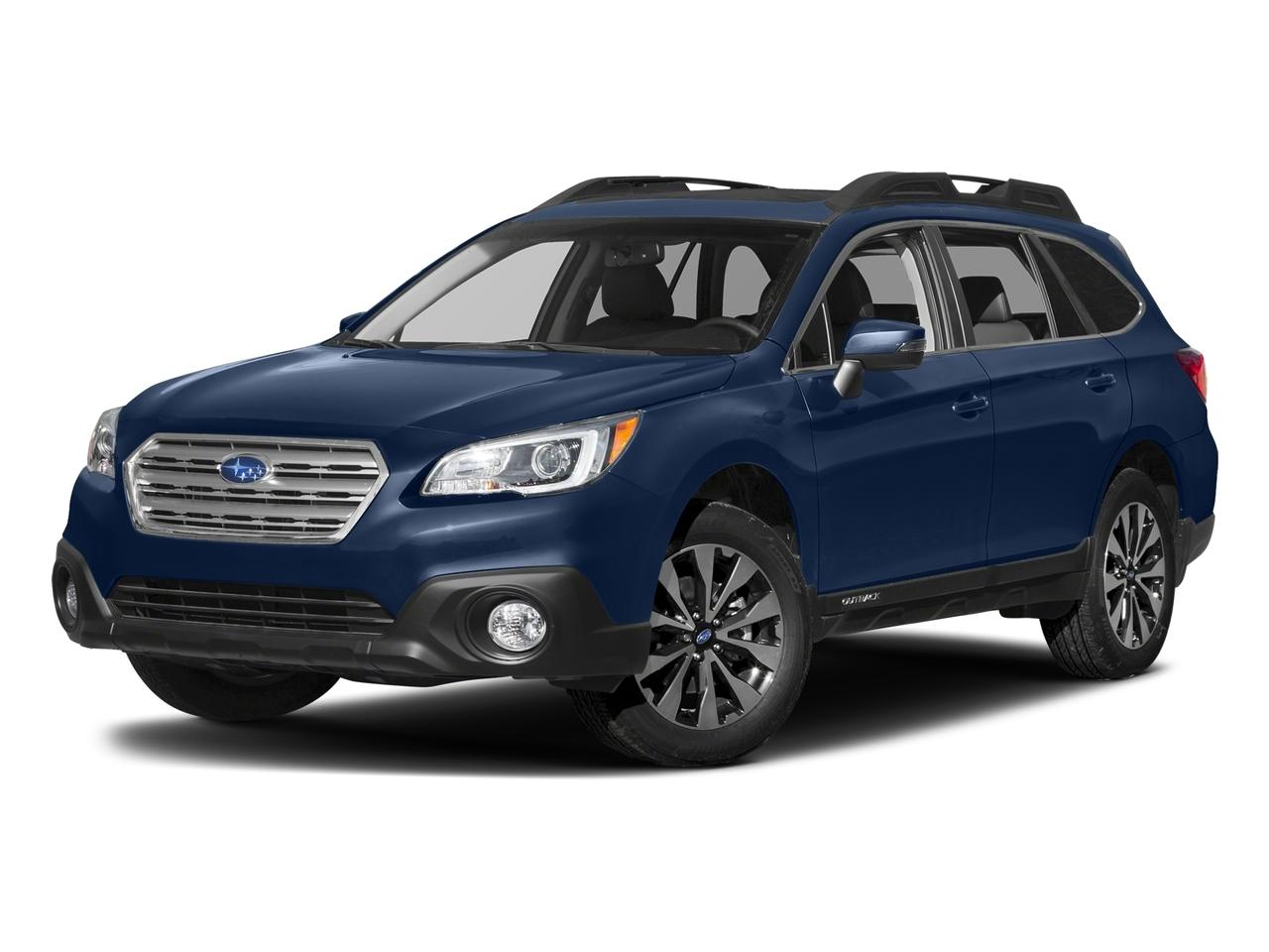2017 Subaru Outback Vehicle Photo in Beaufort, SC 29906