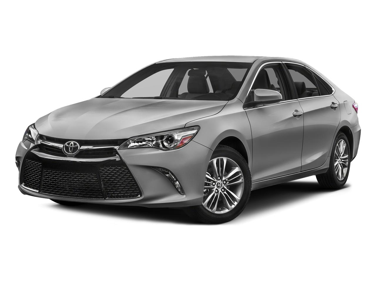 2017 Toyota Camry Vehicle Photo in Redding, CA 96002