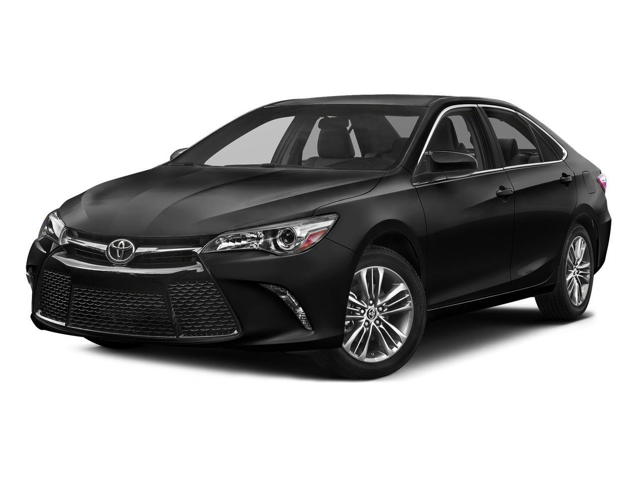 2017 Toyota Camry Vehicle Photo in Rockville, MD 20852