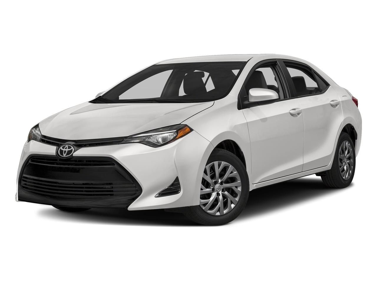 2017 Toyota Corolla Vehicle Photo in San Antonio, TX 78257