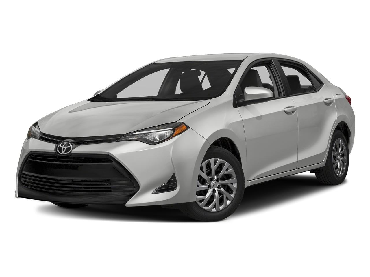 2017 Toyota Corolla Vehicle Photo in Henderson, NV 89014