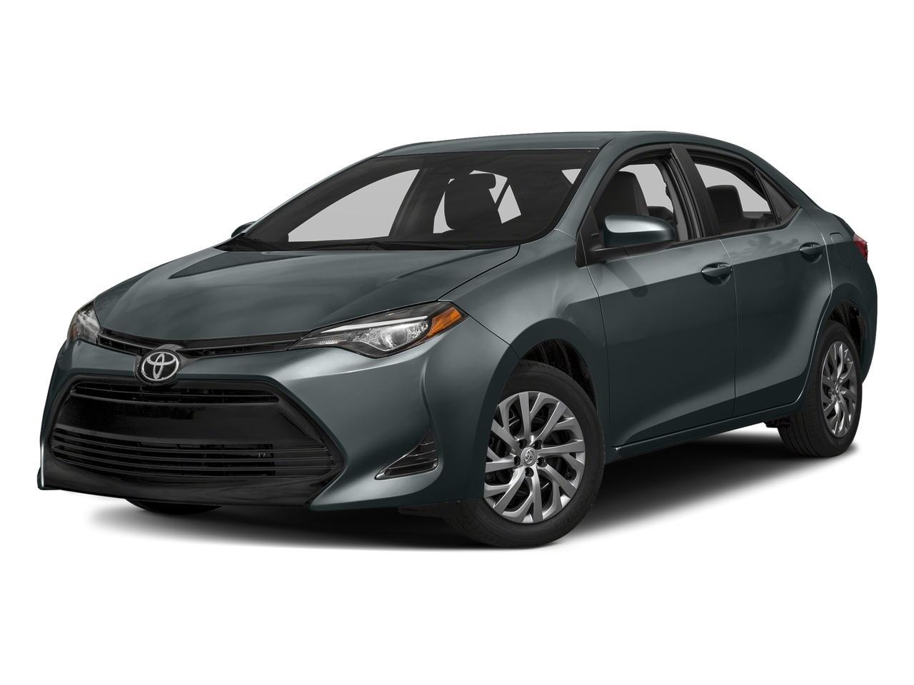 2017 Toyota Corolla Vehicle Photo in Richmond, TX 77469