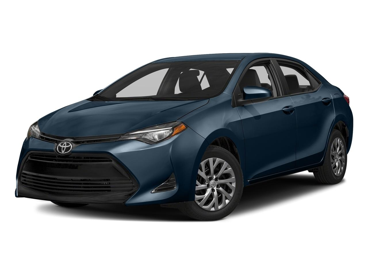 2017 Toyota Corolla Vehicle Photo in Owensboro, KY 42302