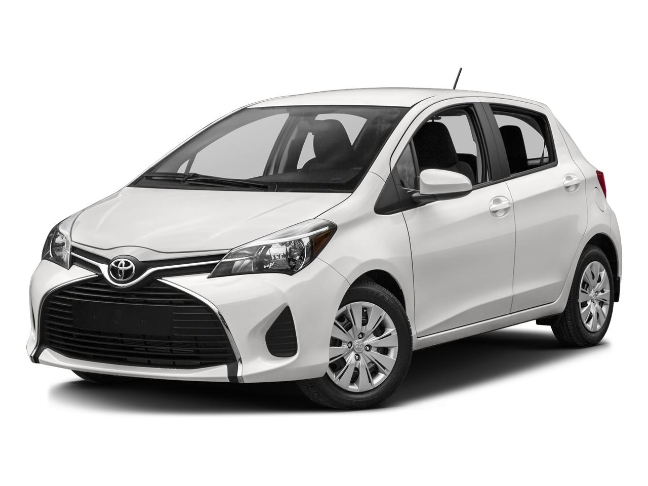 2017 Toyota Yaris Vehicle Photo in Corpus Christi, TX 78411