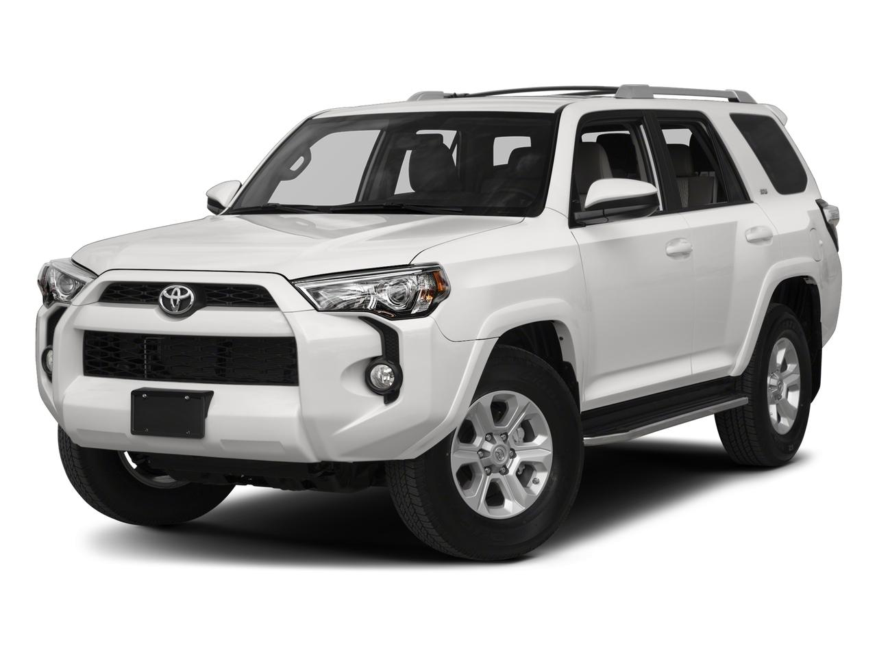 2017 Toyota 4Runner Vehicle Photo in Johnson City, TN 37601