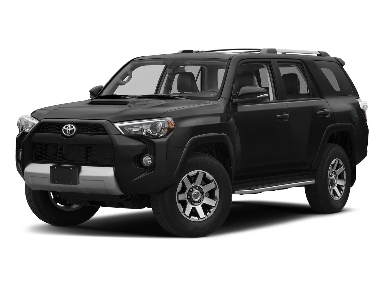 2017 Toyota 4Runner Vehicle Photo in Vincennes, IN 47591
