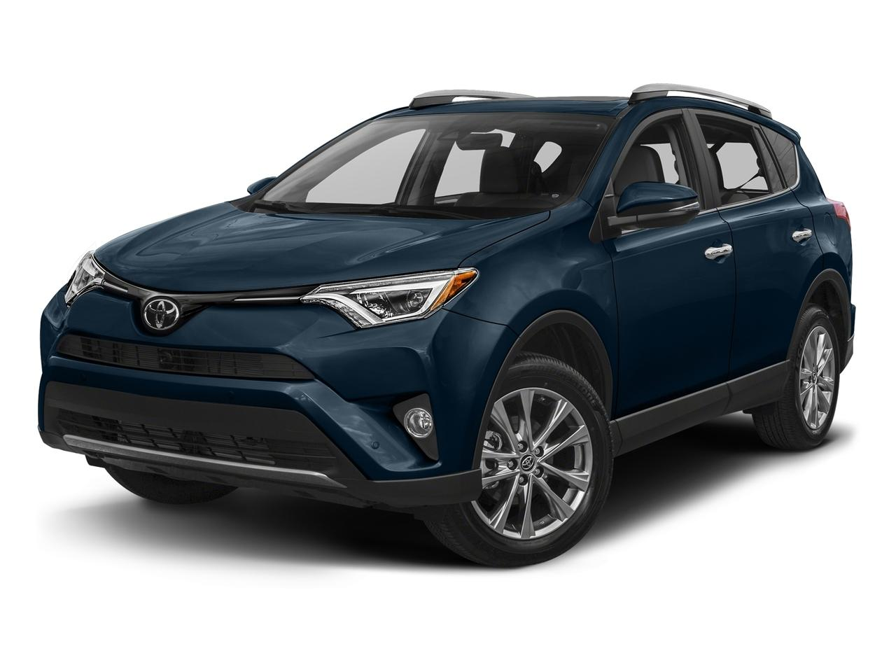 2017 Toyota RAV4 Vehicle Photo in Plainfield, IL 60586