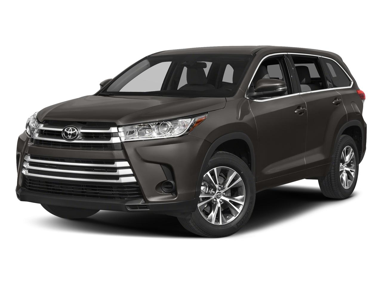 2017 Toyota Highlander Vehicle Photo in OKLAHOMA CITY, OK 73131