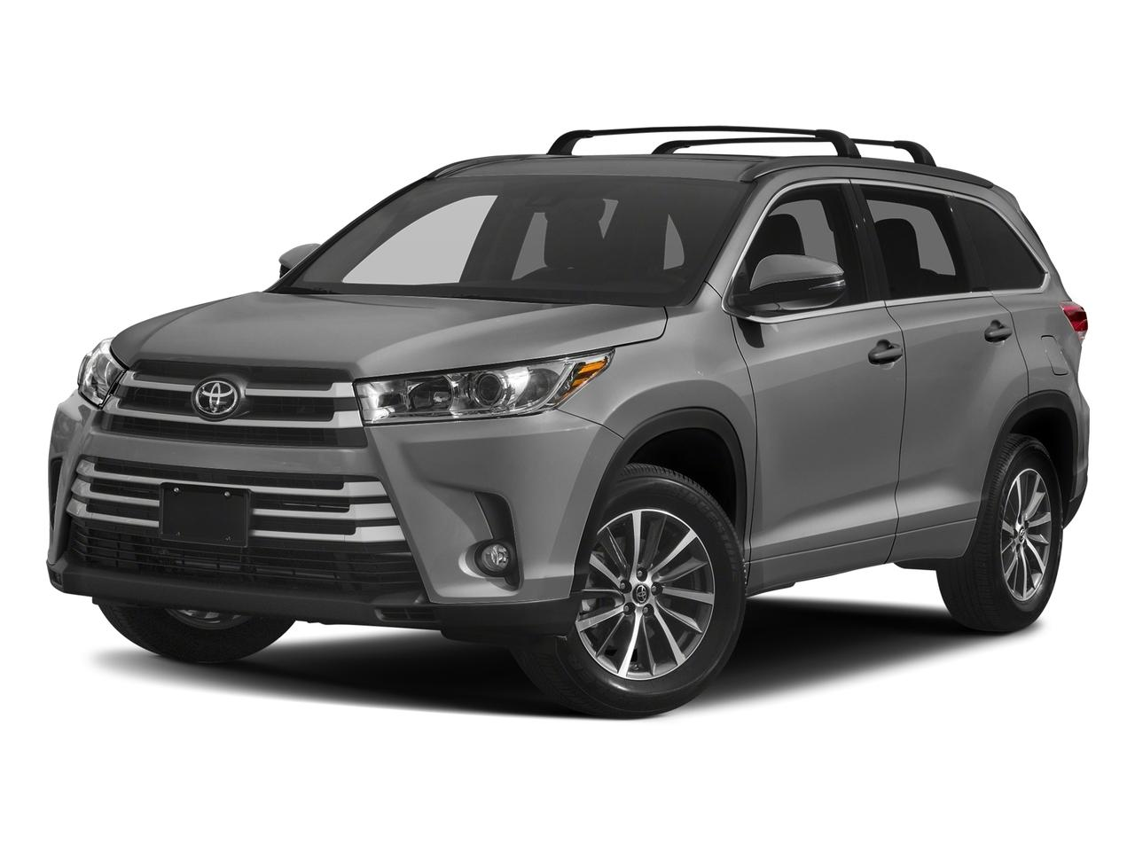 2017 Toyota Highlander Vehicle Photo in Joliet, IL 60586