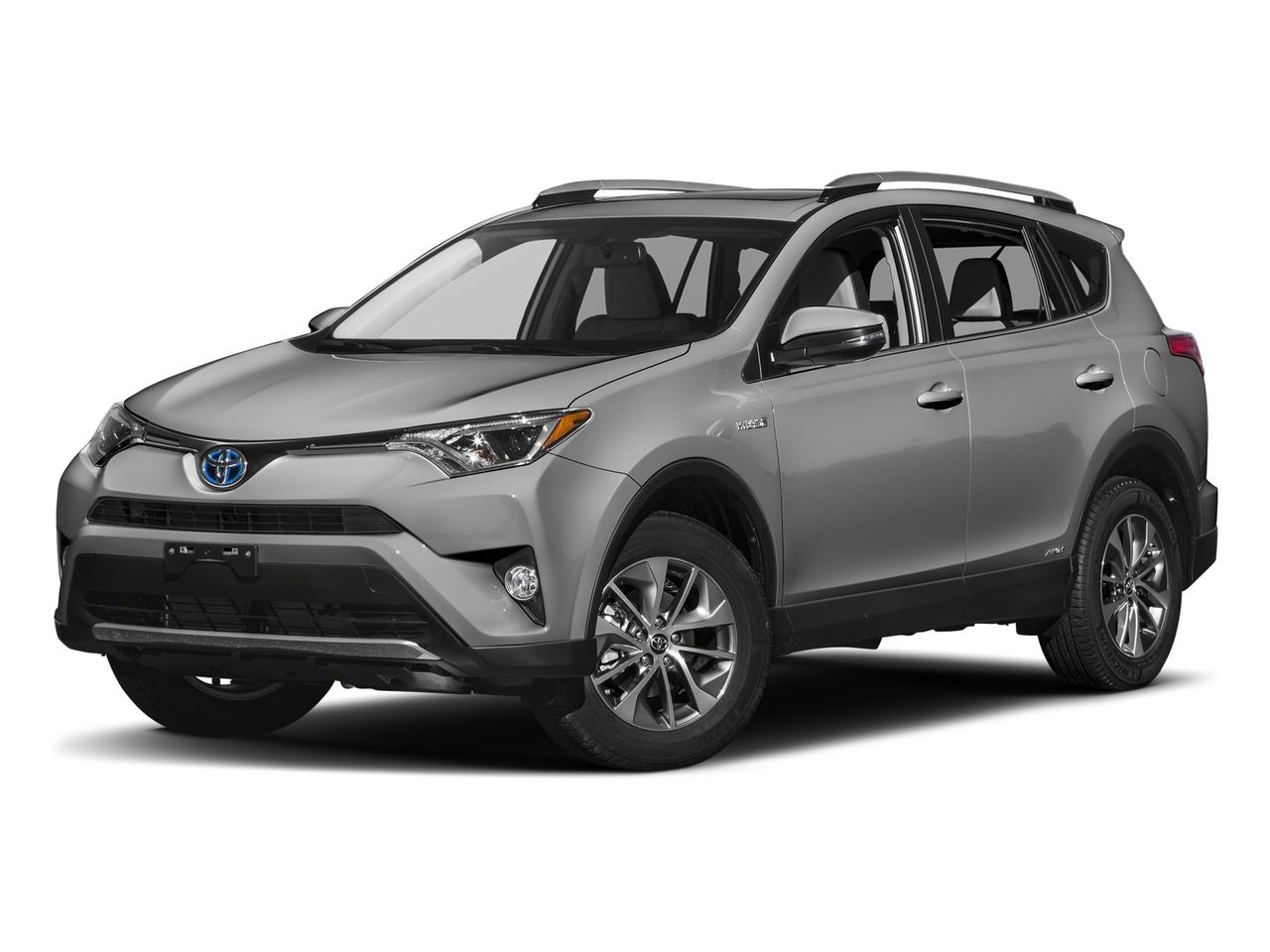 2017 Toyota RAV4 Hybrid Vehicle Photo in Richmond, TX 77469