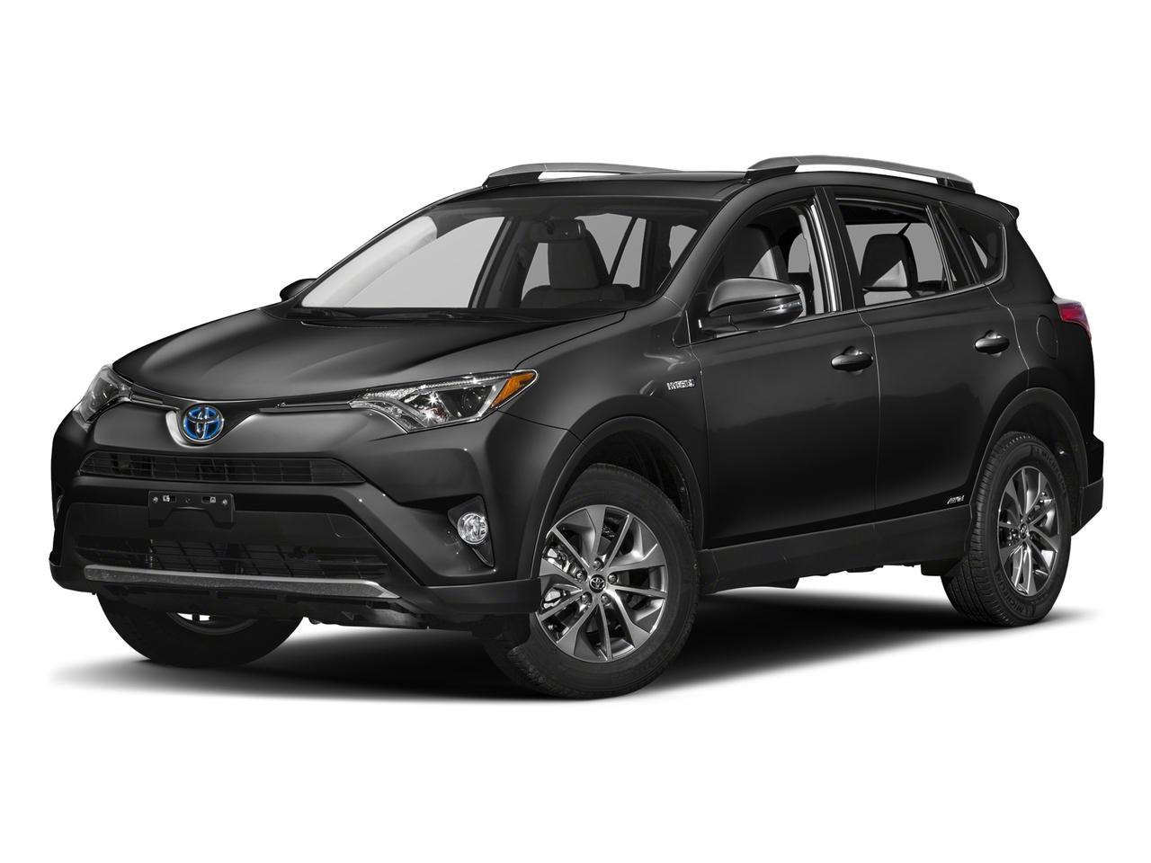 2017 Toyota RAV4 Hybrid Vehicle Photo in Spokane, WA 99207