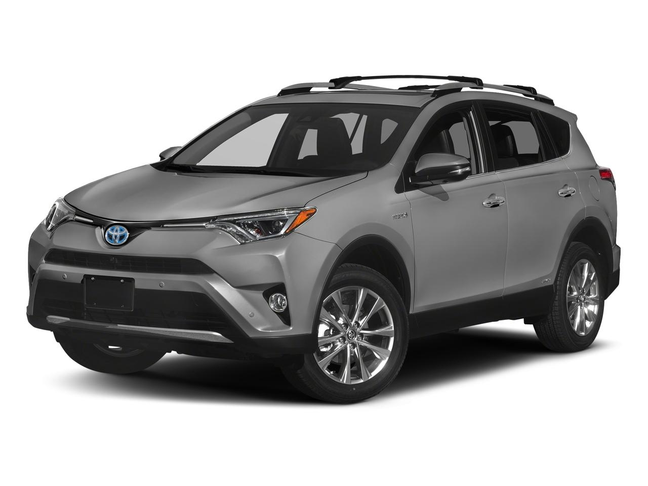 2017 Toyota RAV4 Hybrid Vehicle Photo in Bend, OR 97701