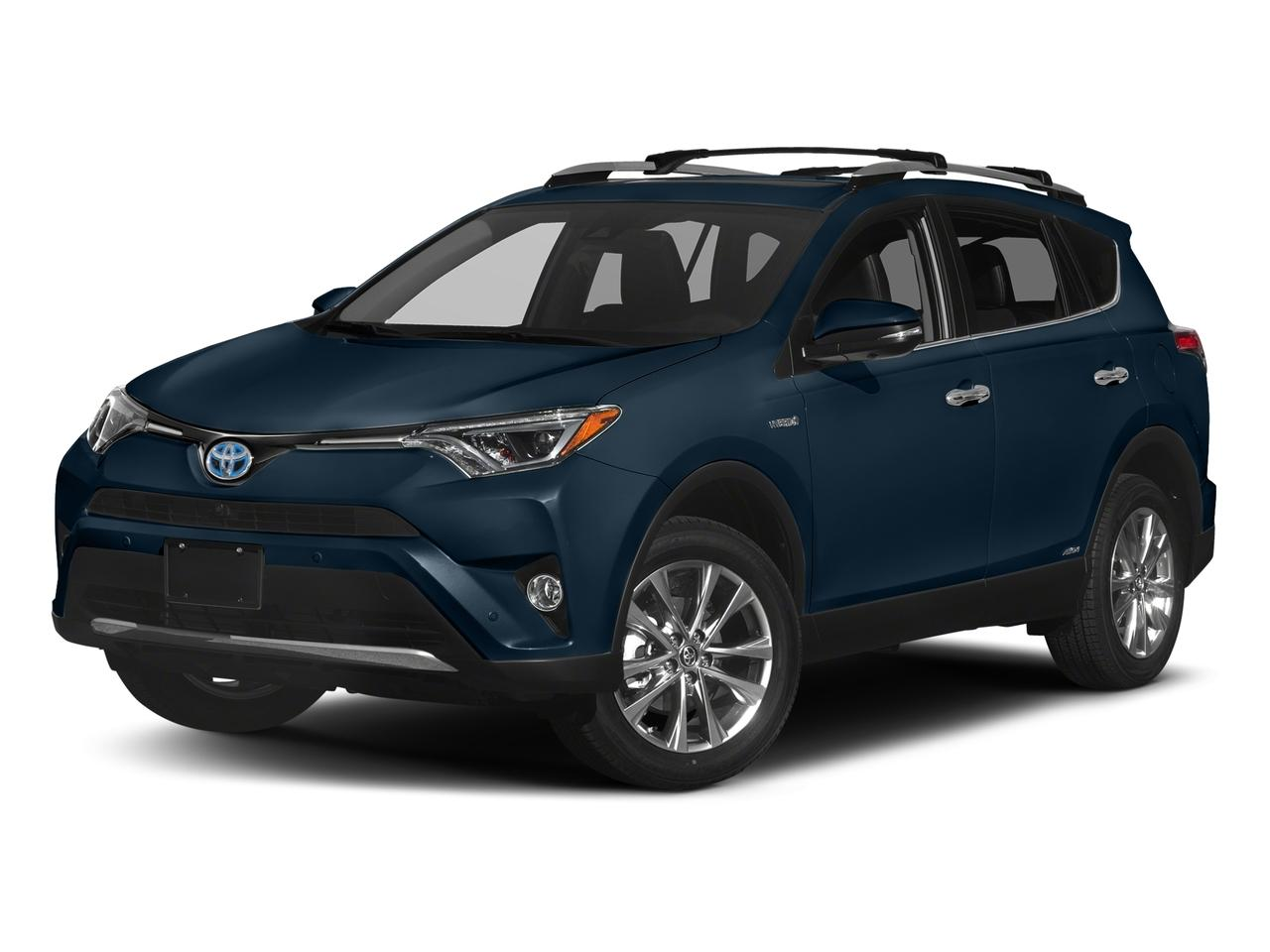 2017 Toyota RAV4 Hybrid Vehicle Photo in Rockville, MD 20852