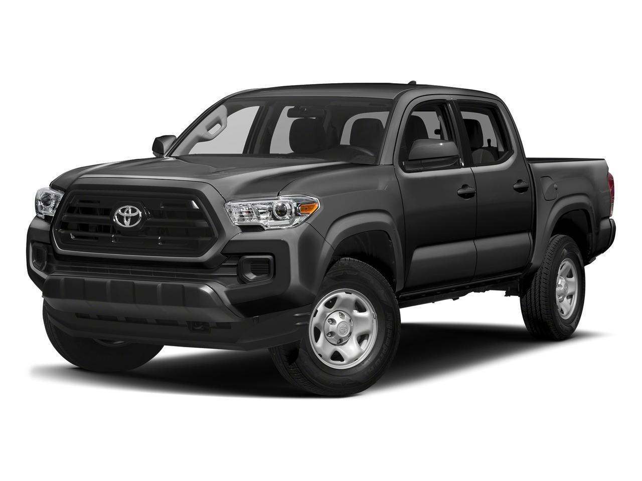 2017 Toyota Tacoma Vehicle Photo in Plainfield, IL 60586