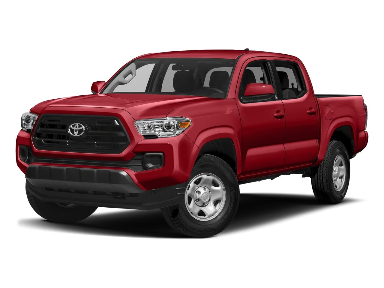 2017 Toyota Tacoma Vehicle Photo in Edinburg, TX 78539