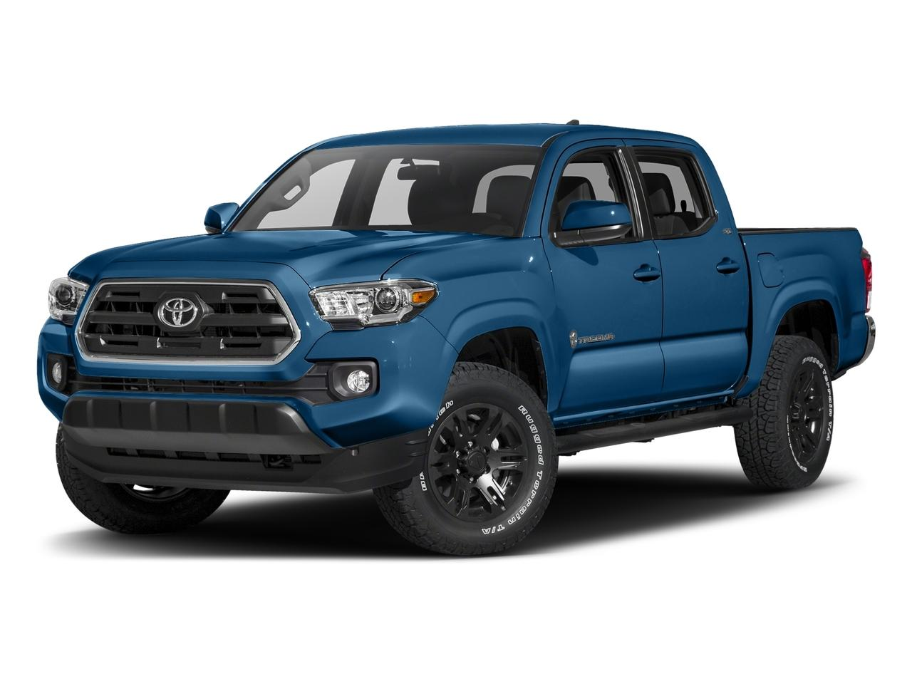 2017 Toyota Tacoma Vehicle Photo in Watertown, CT 06795