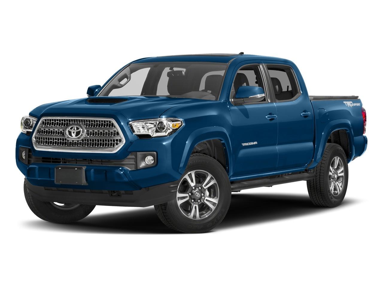2017 Toyota Tacoma Vehicle Photo in Edinburg, TX 78542