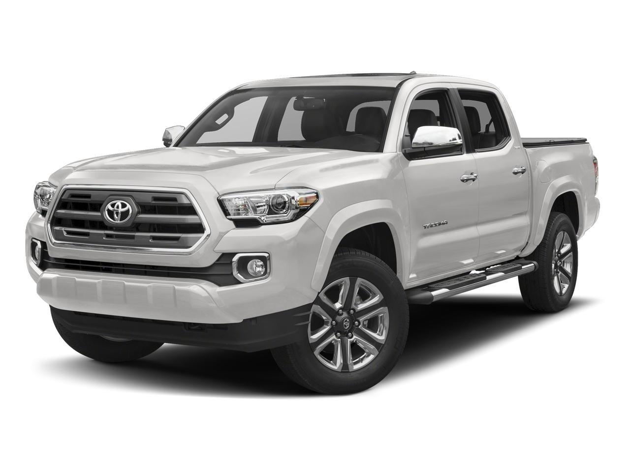 2017 Toyota Tacoma Vehicle Photo in Smyrna, GA 30080