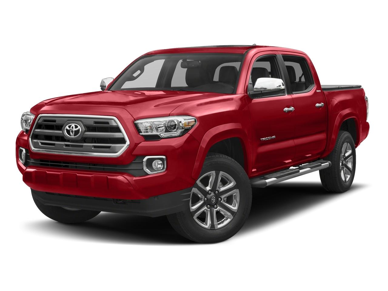 2017 Toyota Tacoma Vehicle Photo in Tulsa, OK 74133