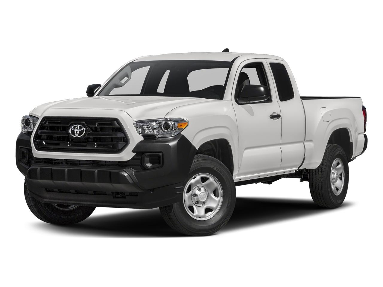 2017 Toyota Tacoma Vehicle Photo in Austin, TX 78759