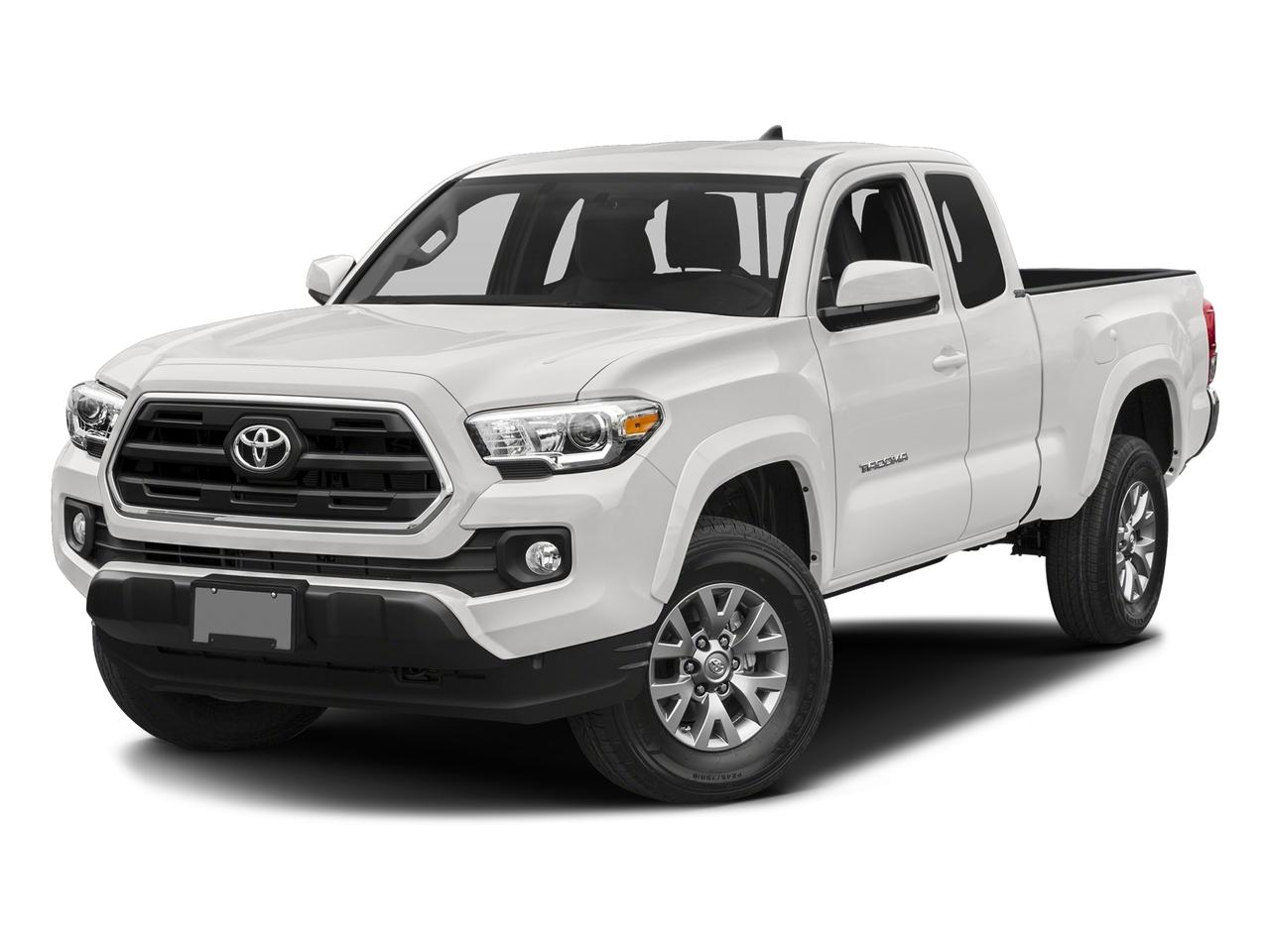 2017 Toyota Tacoma Vehicle Photo in Trevose, PA 19053