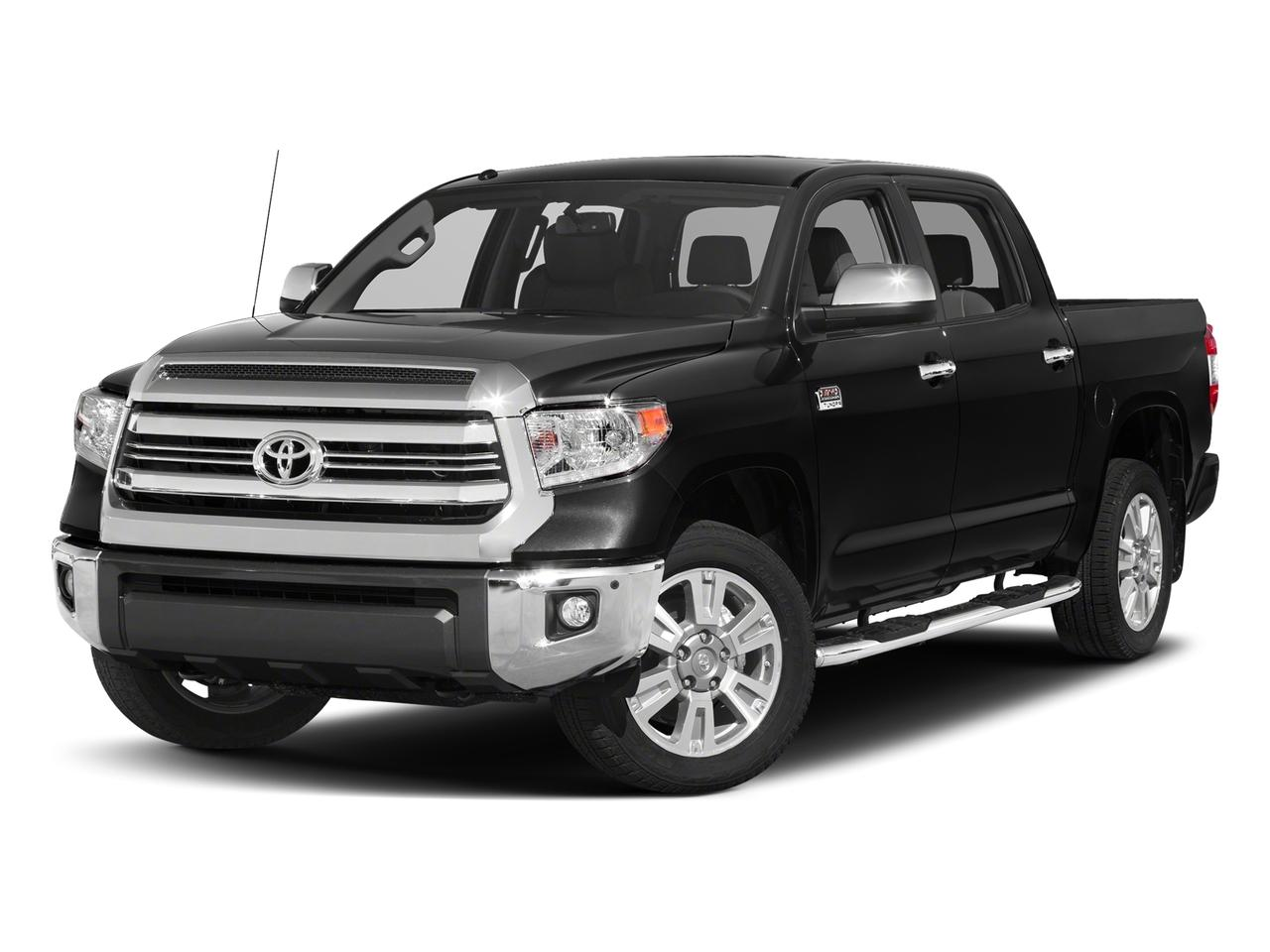 2017 Toyota Tundra 4WD Vehicle Photo in San Angelo, TX 76901