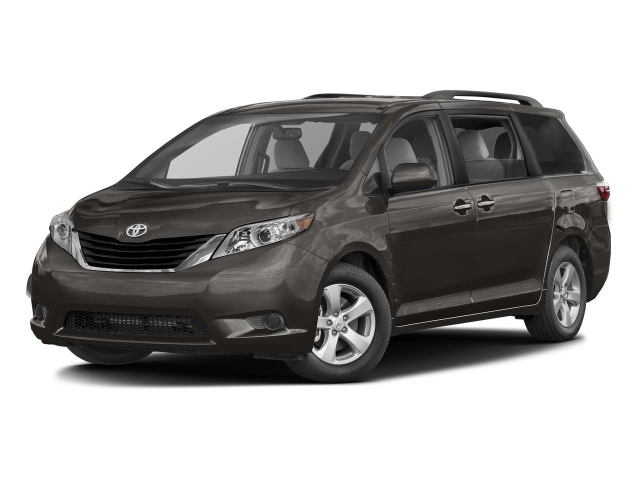 2017 Toyota Sienna Vehicle Photo in Rockford, IL 61107