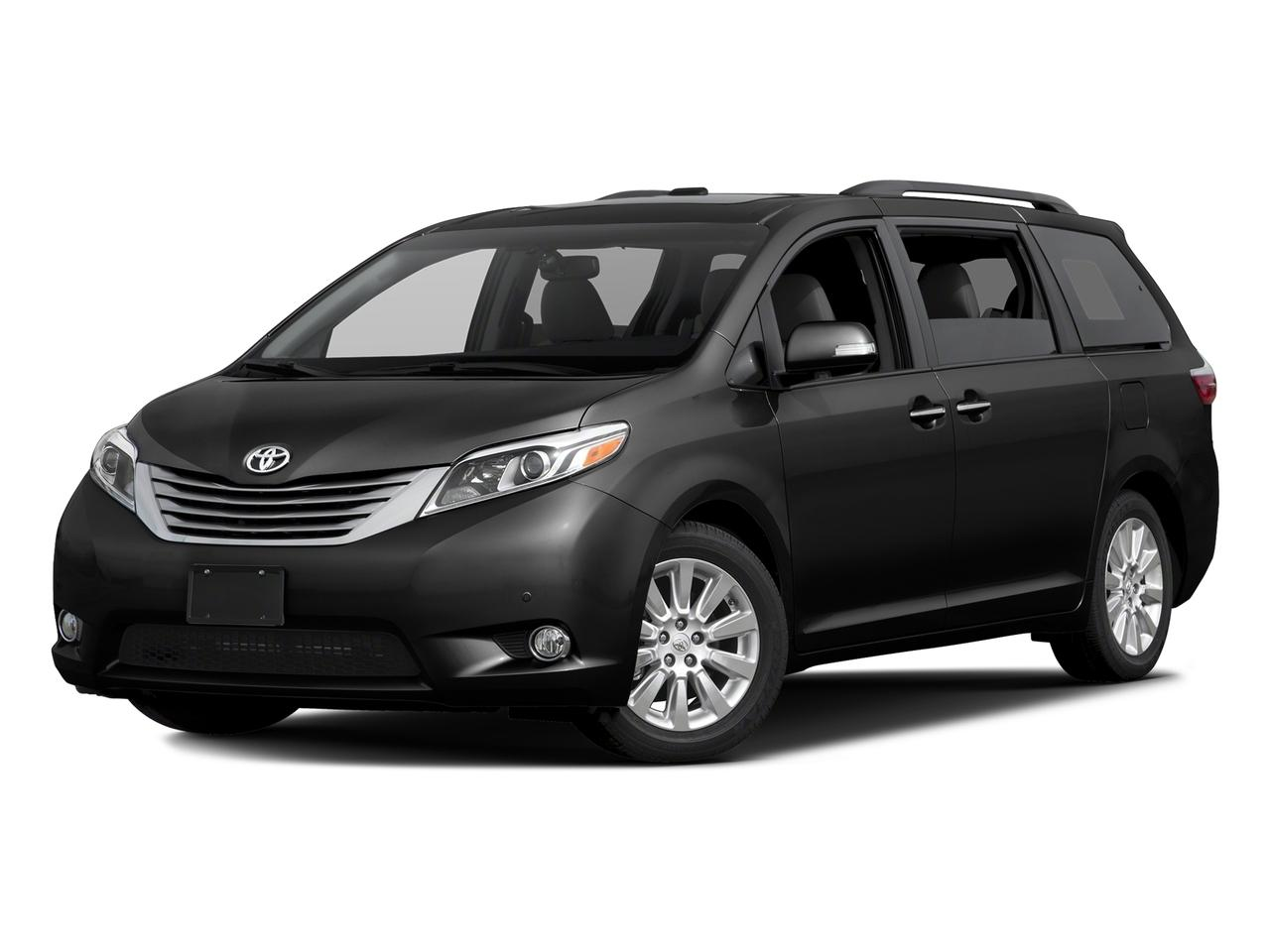 2017 Toyota Sienna Vehicle Photo in San Antonio, TX 78257
