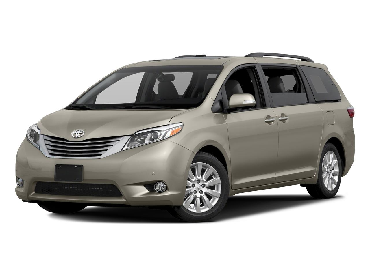 2017 Toyota Sienna Vehicle Photo in Prince Frederick, MD 20678