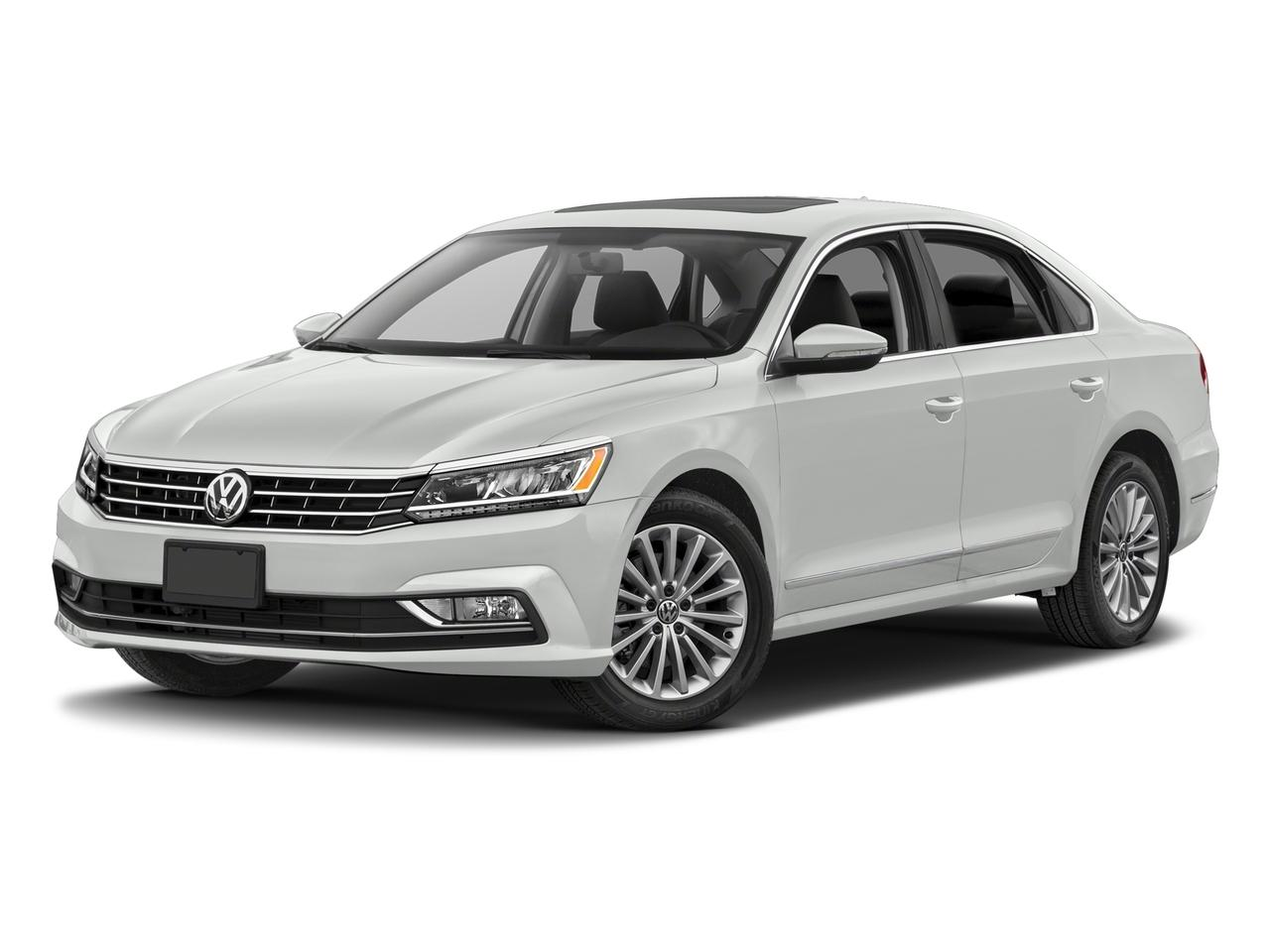 2017 Volkswagen Passat Vehicle Photo in San Antonio, TX 78257