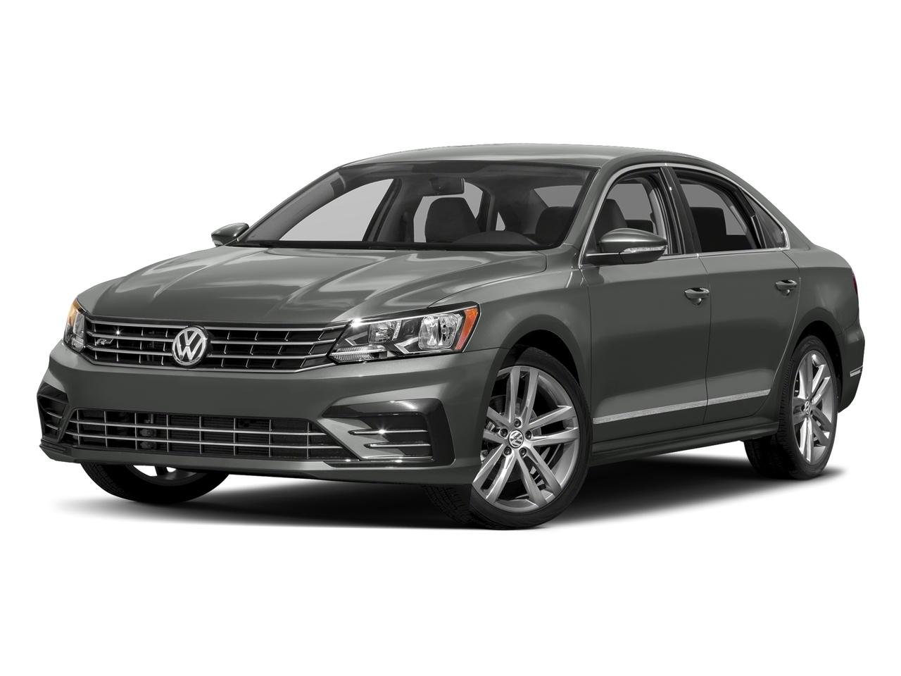 2017 Volkswagen Passat Vehicle Photo in Pleasanton, CA 94588