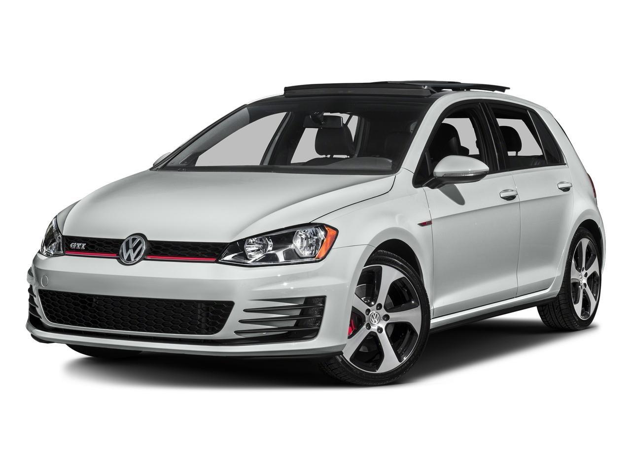 2017 Volkswagen Golf GTI Vehicle Photo in Manassas, VA 20109