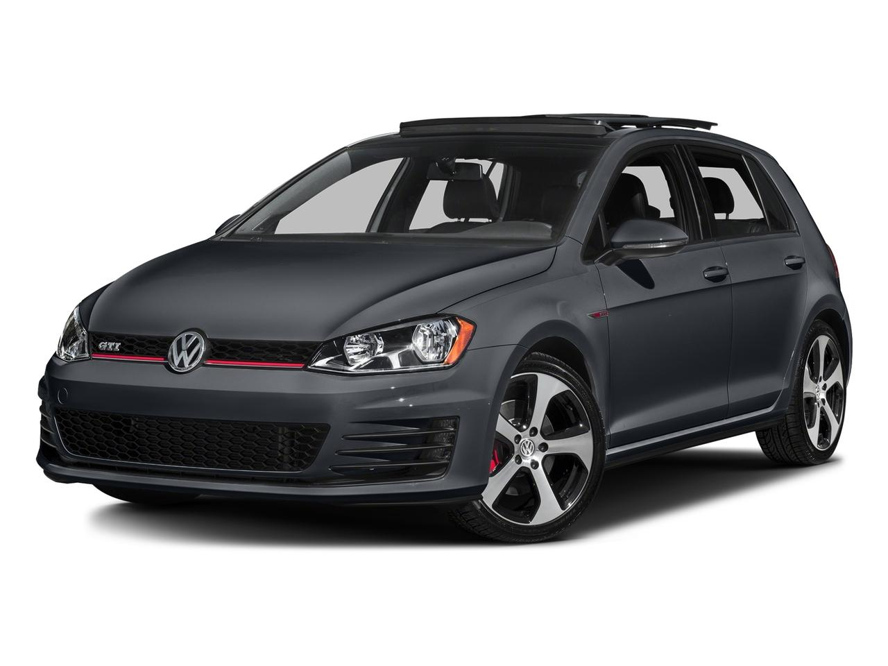 2017 Volkswagen Golf GTI Vehicle Photo in Corpus Christi, TX 78411