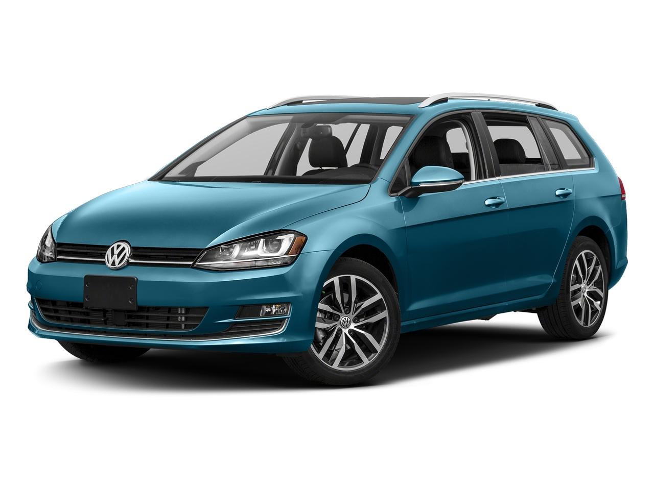 2017 Volkswagen Golf SportWagen Vehicle Photo in Denver, CO 80123