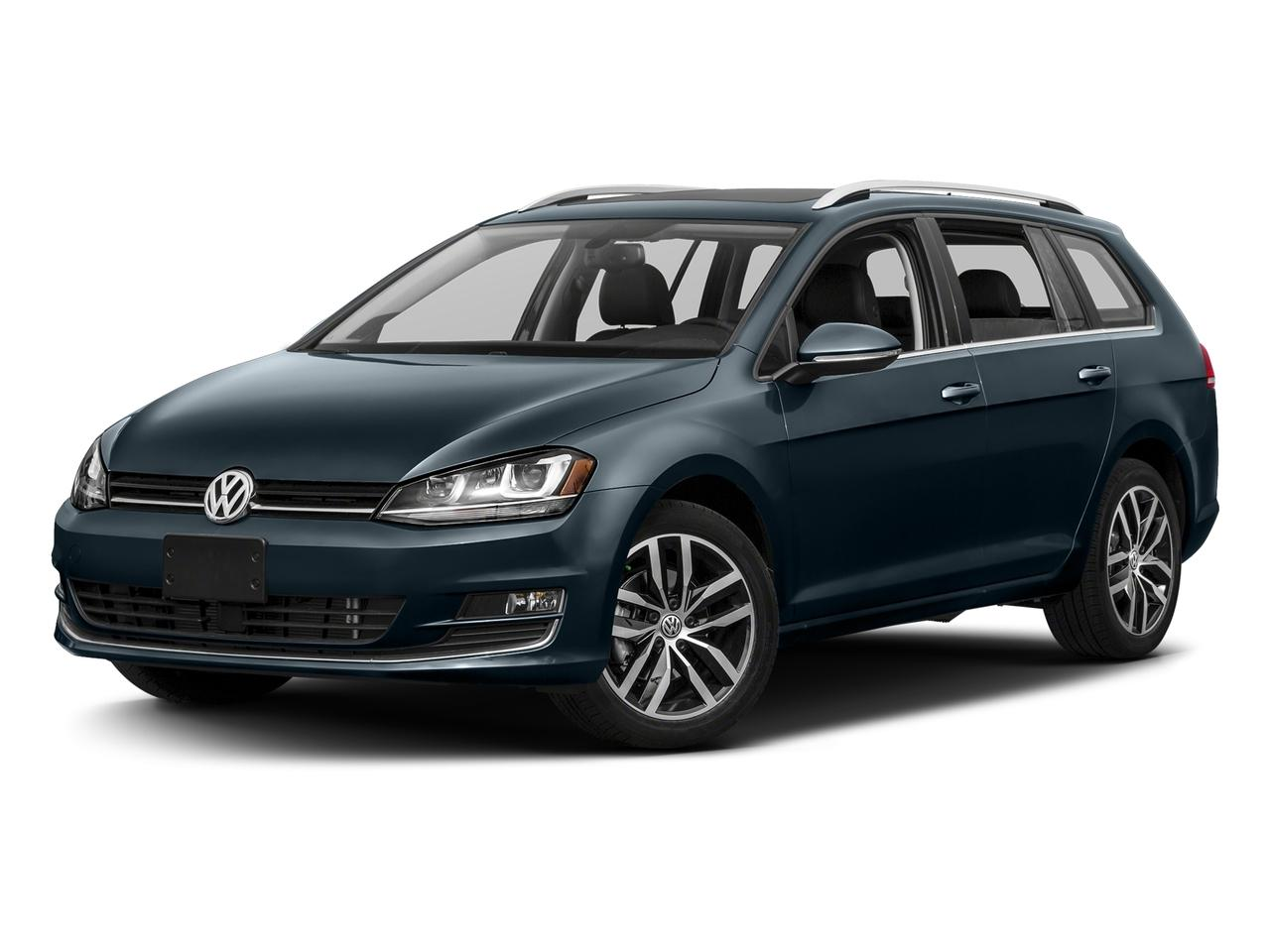 2017 Volkswagen Golf SportWagen Vehicle Photo in Appleton, WI 54913