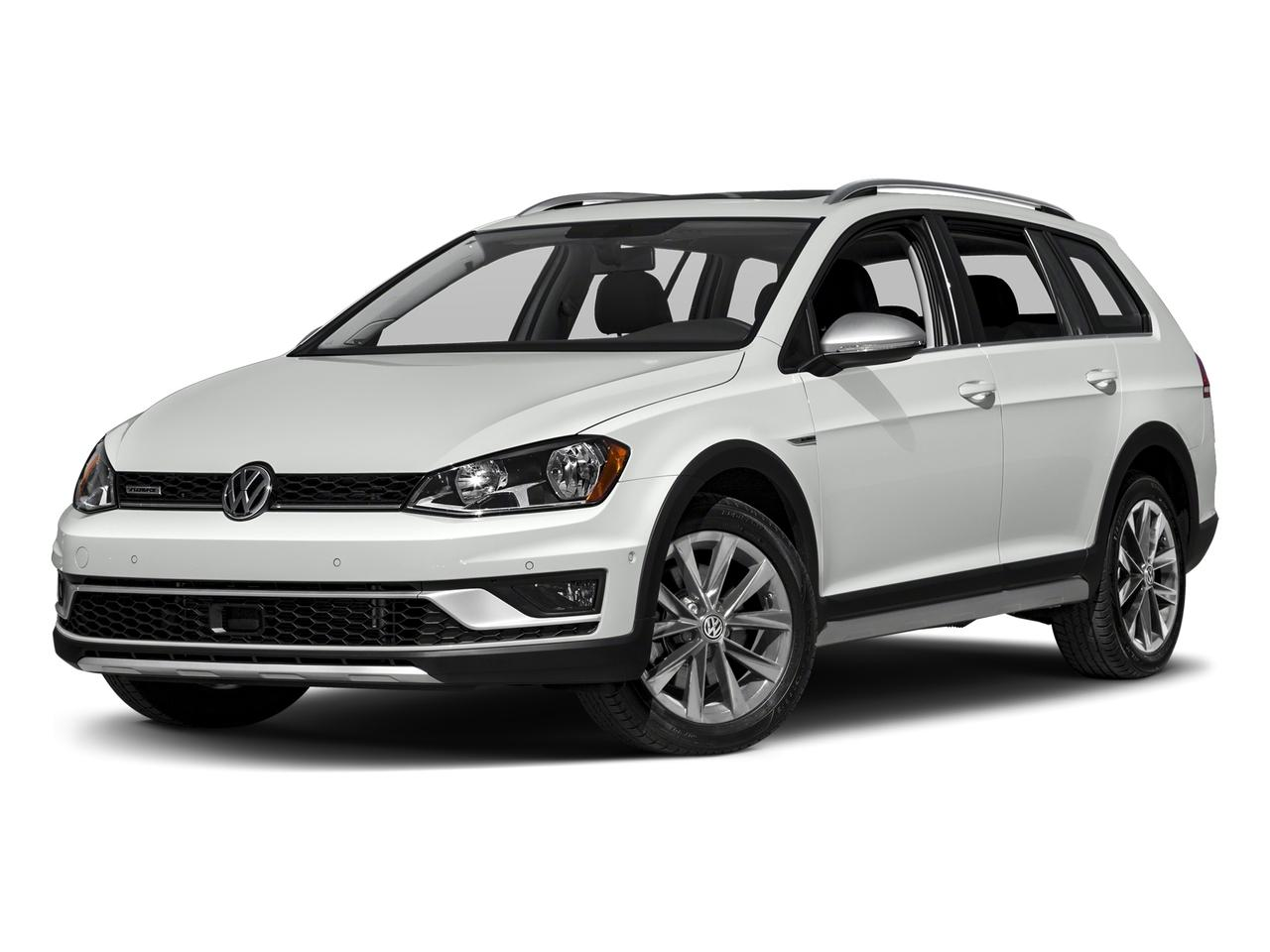 2017 Volkswagen Golf Alltrack Vehicle Photo in Rockville, MD 20852