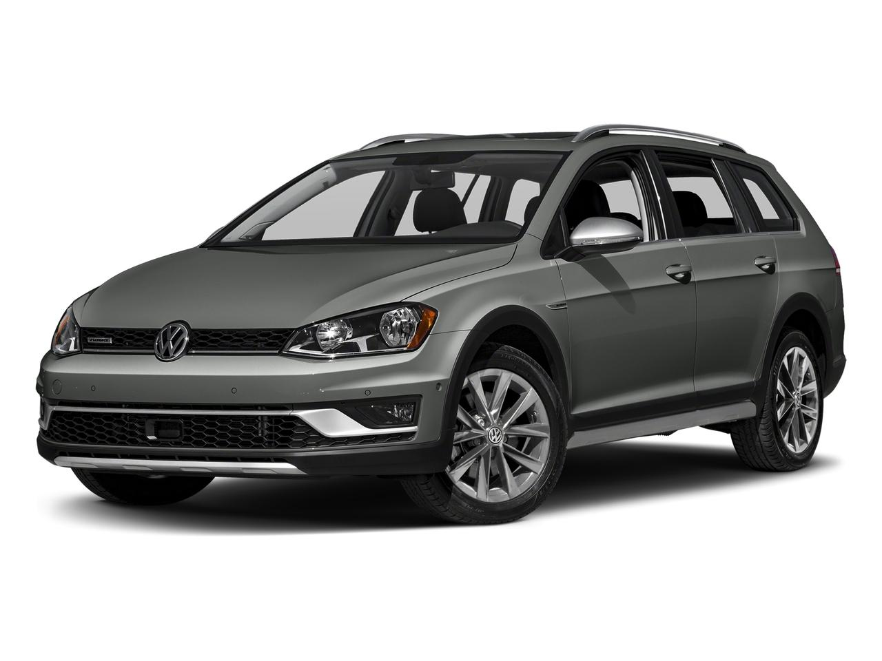 2017 Volkswagen Golf Alltrack Vehicle Photo in Beaufort, SC 29906