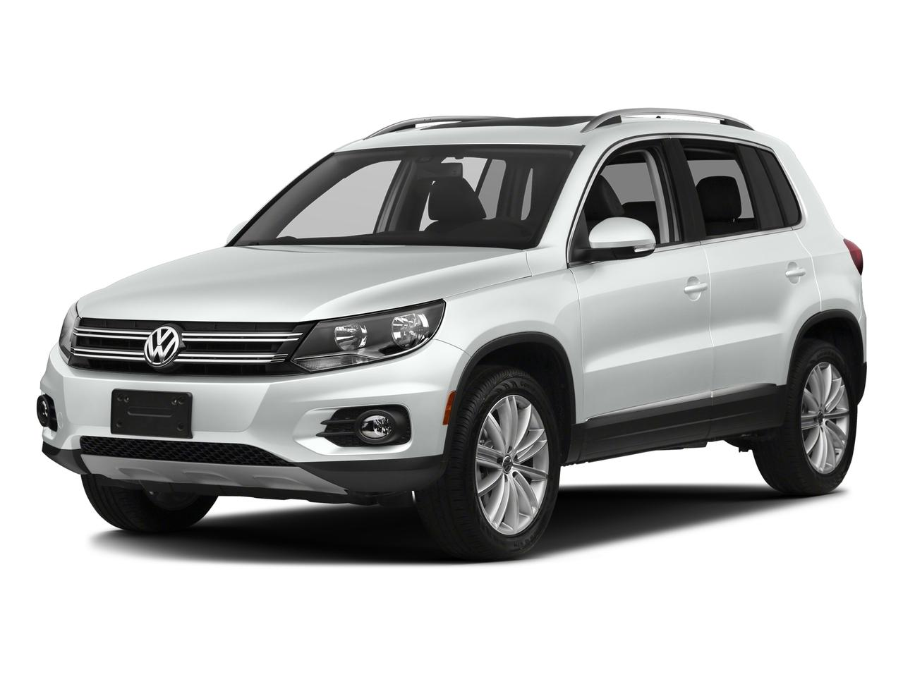 2017 Volkswagen Tiguan Limited Vehicle Photo in Bowie, MD 20716