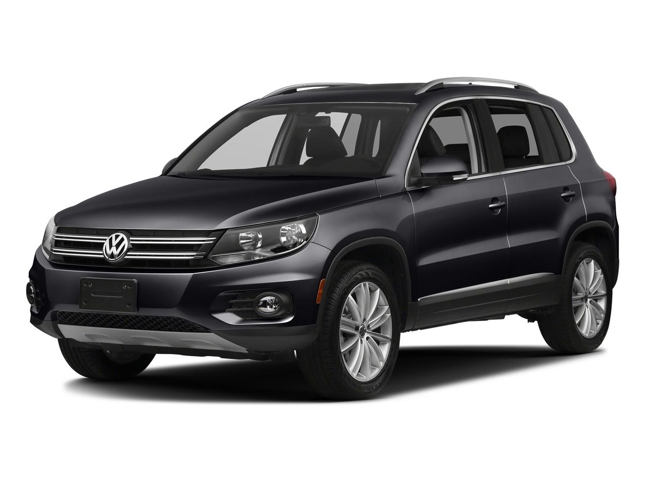 2017 Volkswagen Tiguan Vehicle Photo in Bowie, MD 20716
