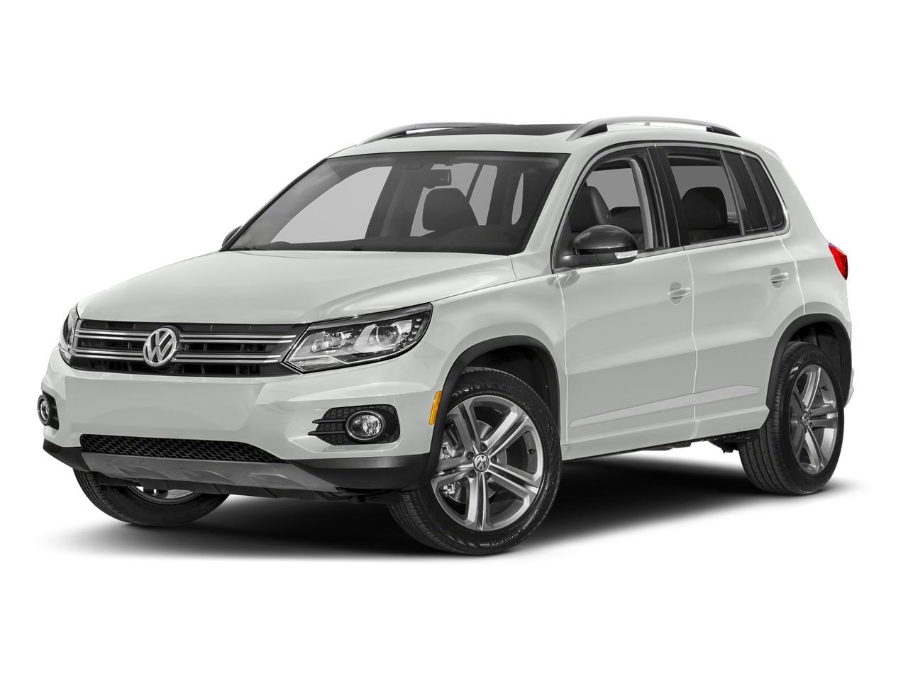 2017 Volkswagen Tiguan Vehicle Photo in Temple, TX 76502