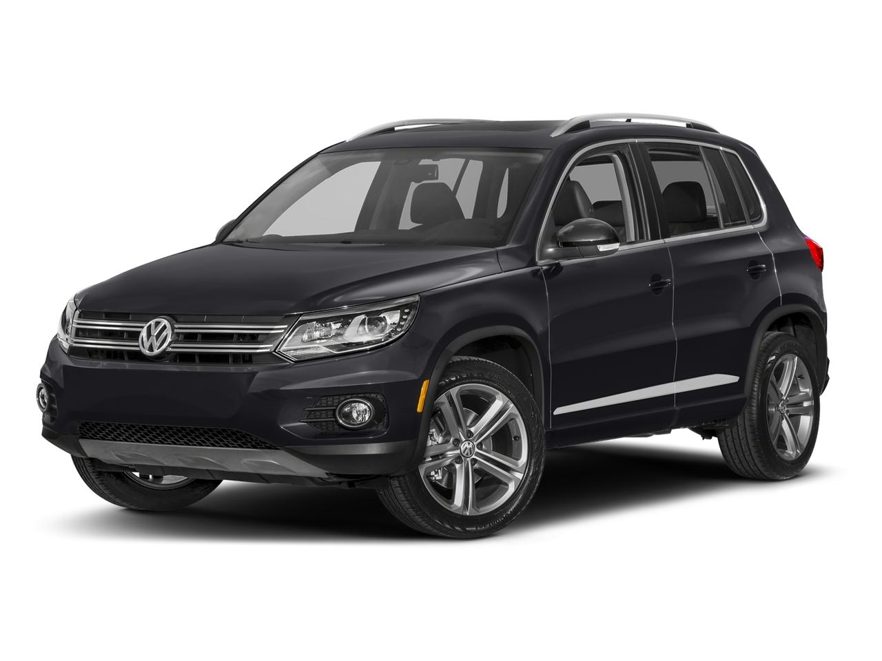 2017 Volkswagen Tiguan Vehicle Photo in Oshkosh, WI 54904