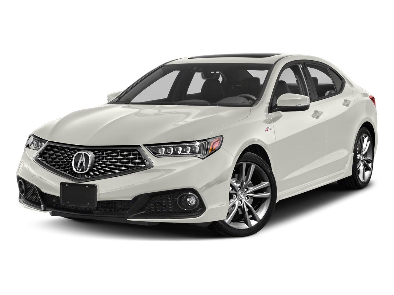 2018 Acura TLX Vehicle Photo in Bowie, MD 20716
