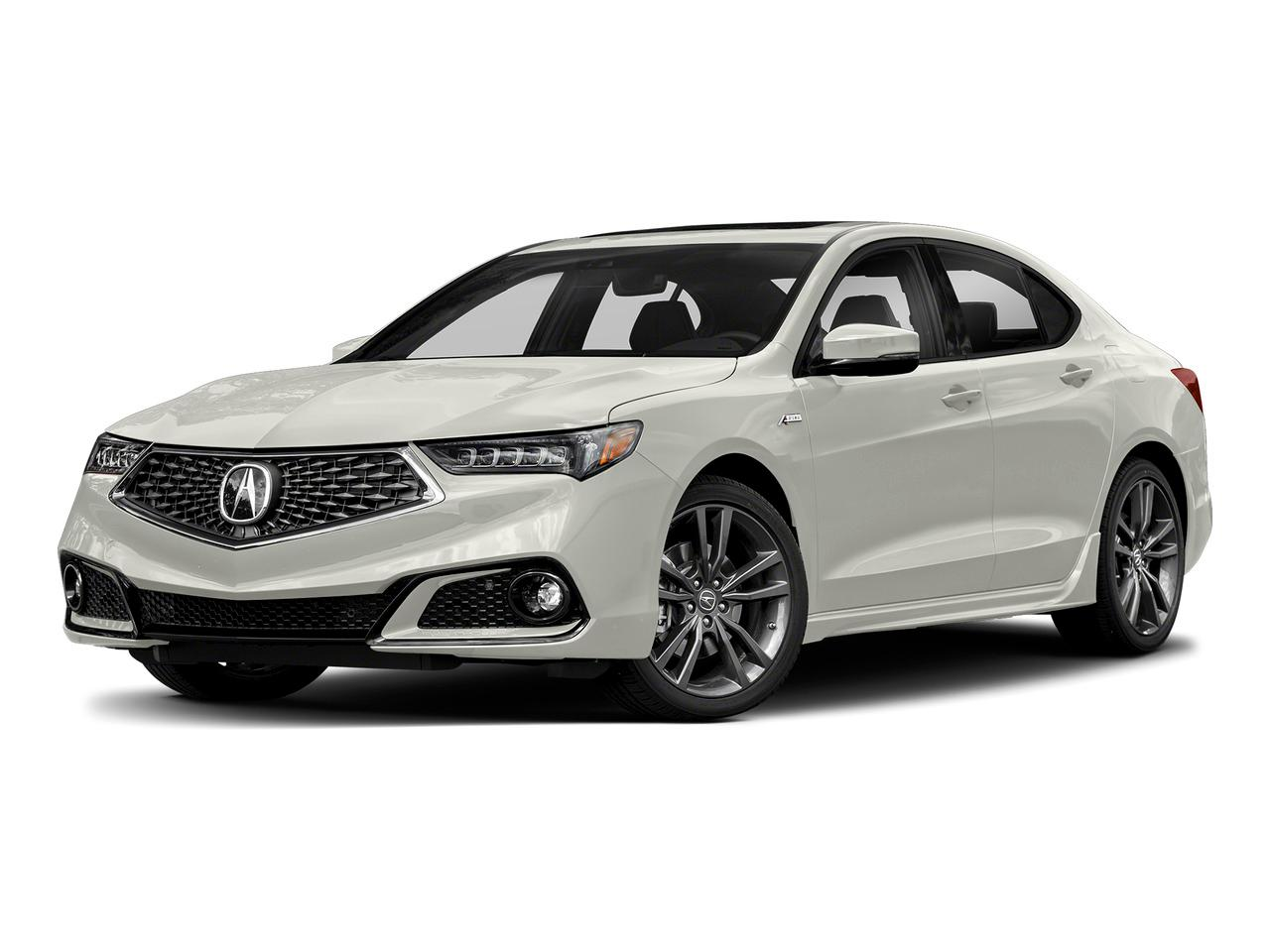 2018 Acura TLX Vehicle Photo in Portland, OR 97225