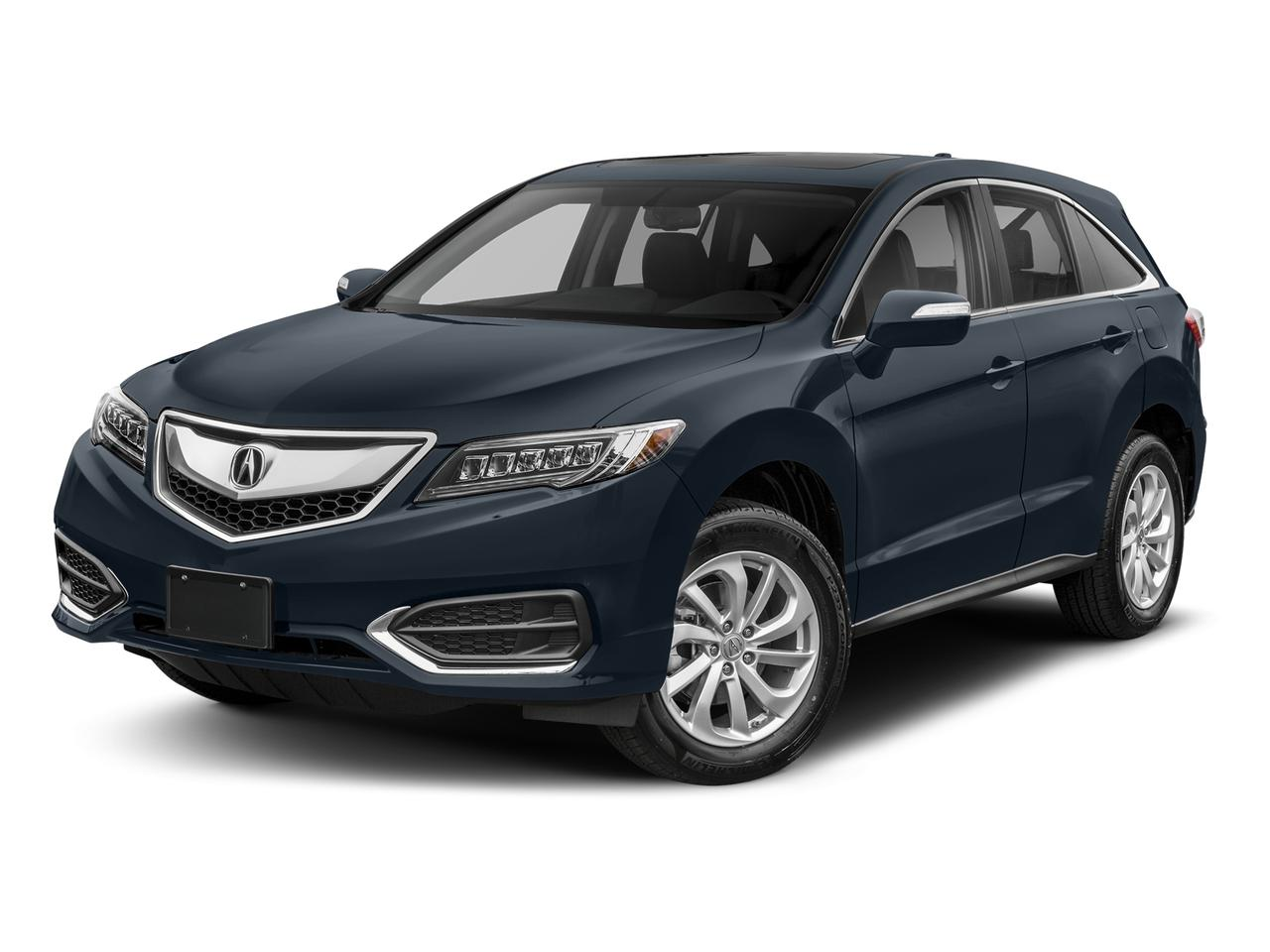 2018 Acura RDX Vehicle Photo in Trevose, PA 19053-4984