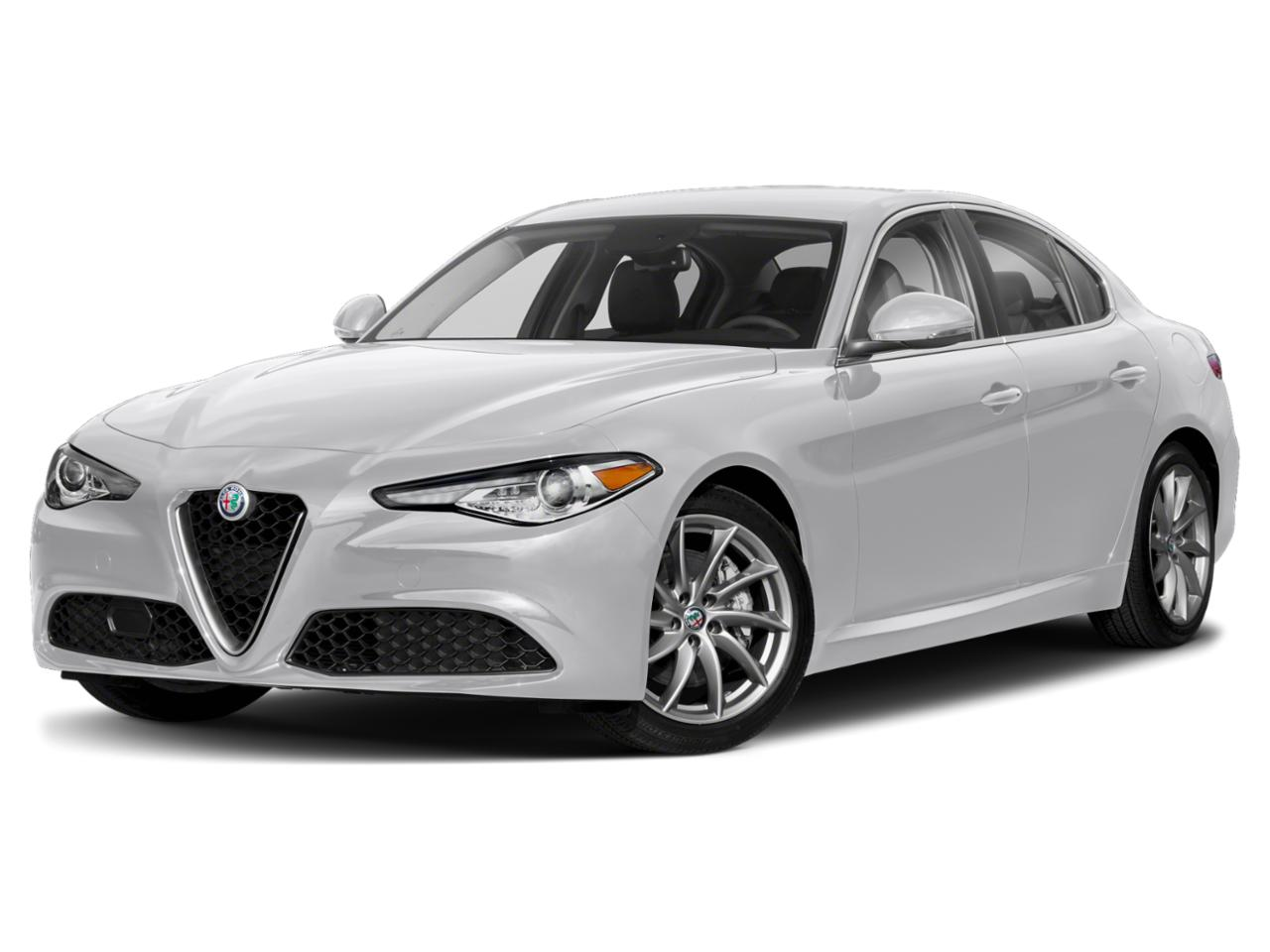 2018 Alfa Romeo Giulia Vehicle Photo in Ennis, TX 75119