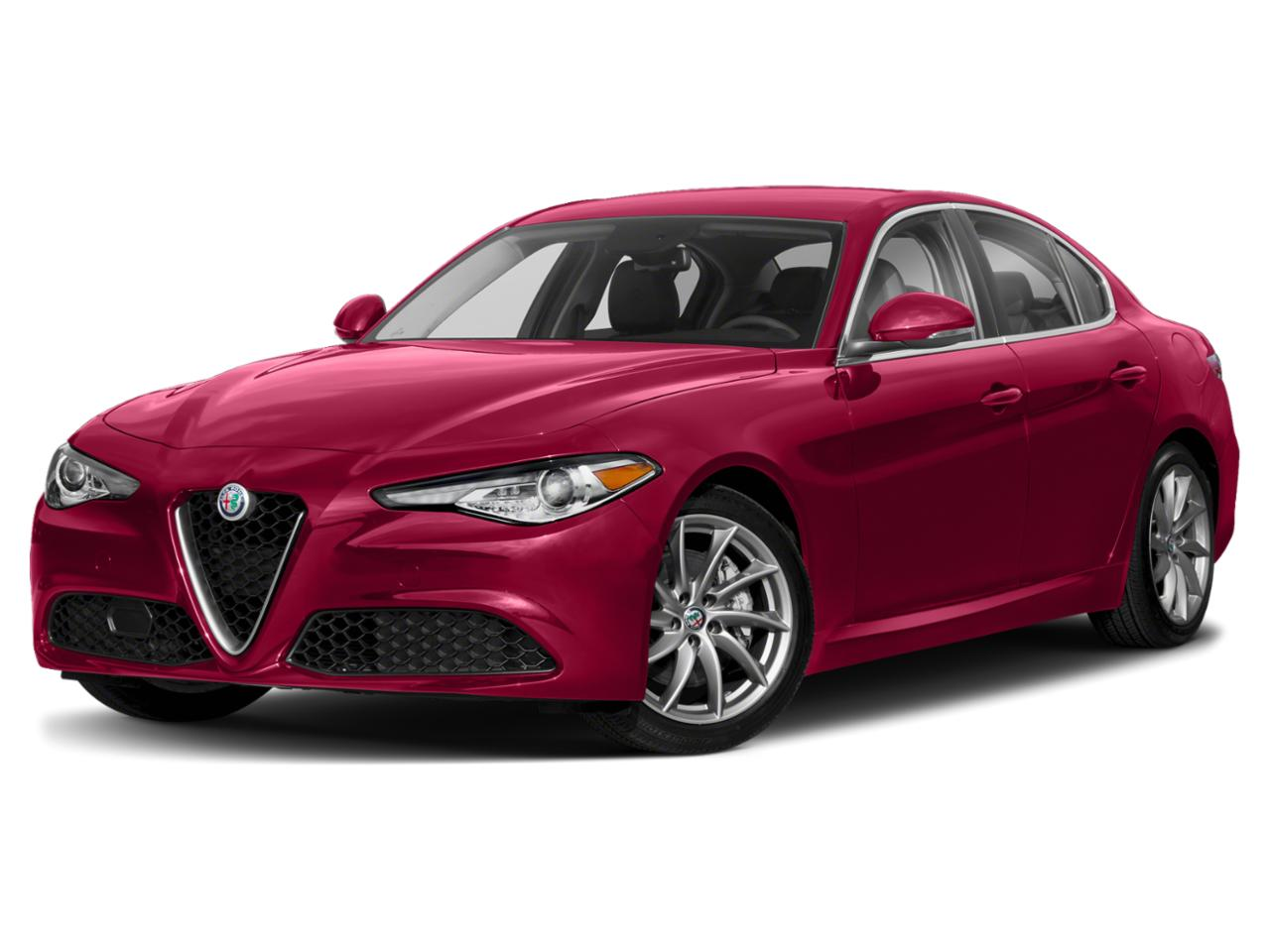 2018 Alfa Romeo Giulia Vehicle Photo in Colorado Springs, CO 80905
