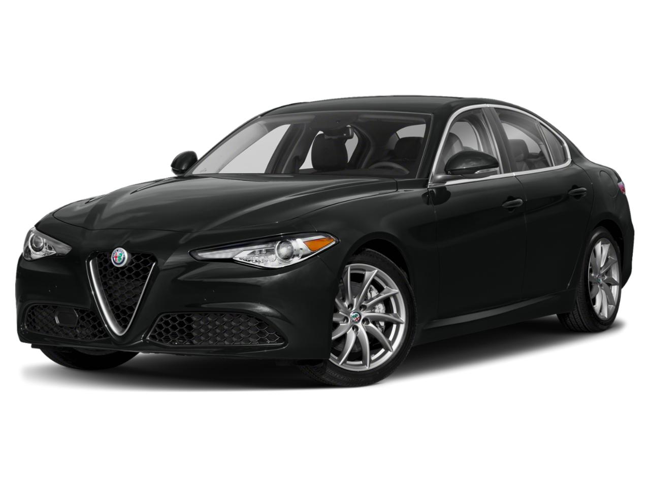 2018 Alfa Romeo Giulia Vehicle Photo in Burlington, WI 53105