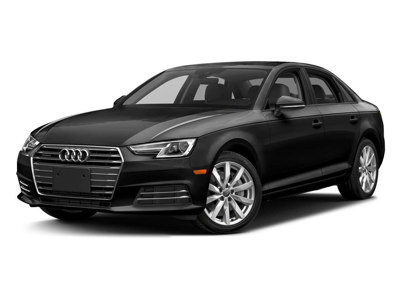 2018 Audi A4 Vehicle Photo in Concord, NC 28027